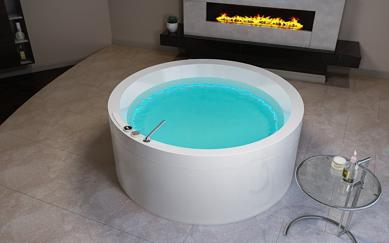 Dream Rondo Hydro-Relax Ванна со Скрытым Гидромассажем (220/240V/50/60Hz) picture № 0