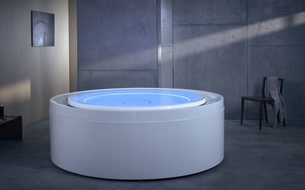 Fusion Rondo HydroRelax Ванна со Скрытым Гидромассажем (220/240V/50/60Hz) picture № 0