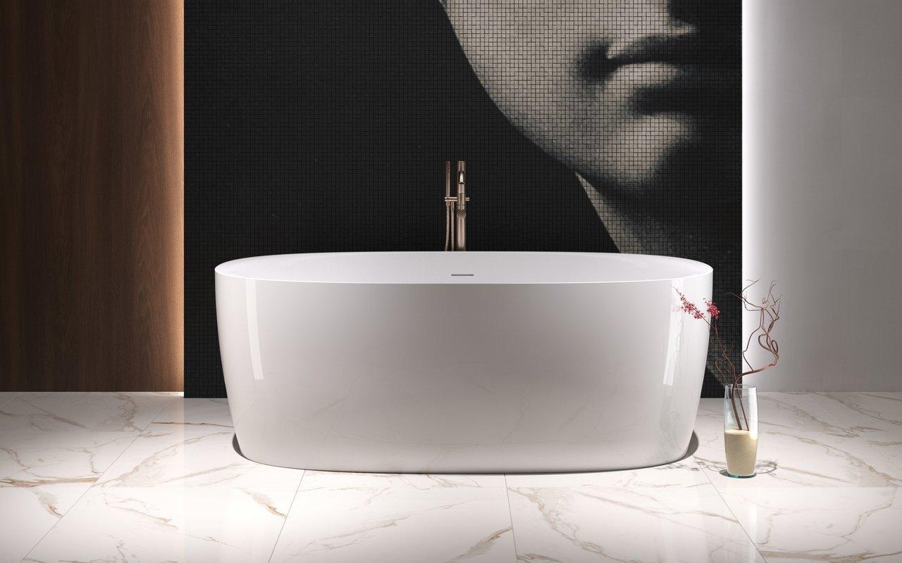 Purescape™ 045 Отдельностоящая Акриловая Ванна picture № 0