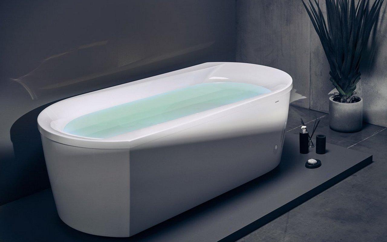 Purescape 107 Отдельностоящая Акриловая Ванна picture № 0