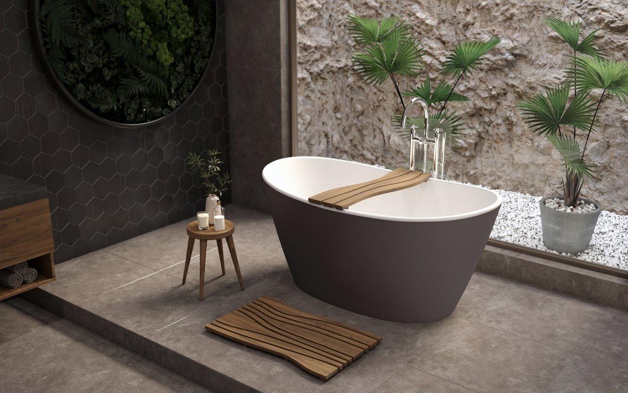 Aquatica Purescape 748M Freestanding Grey Brown Wht Solid Surface Bathtub Fine Matte 03 (web)