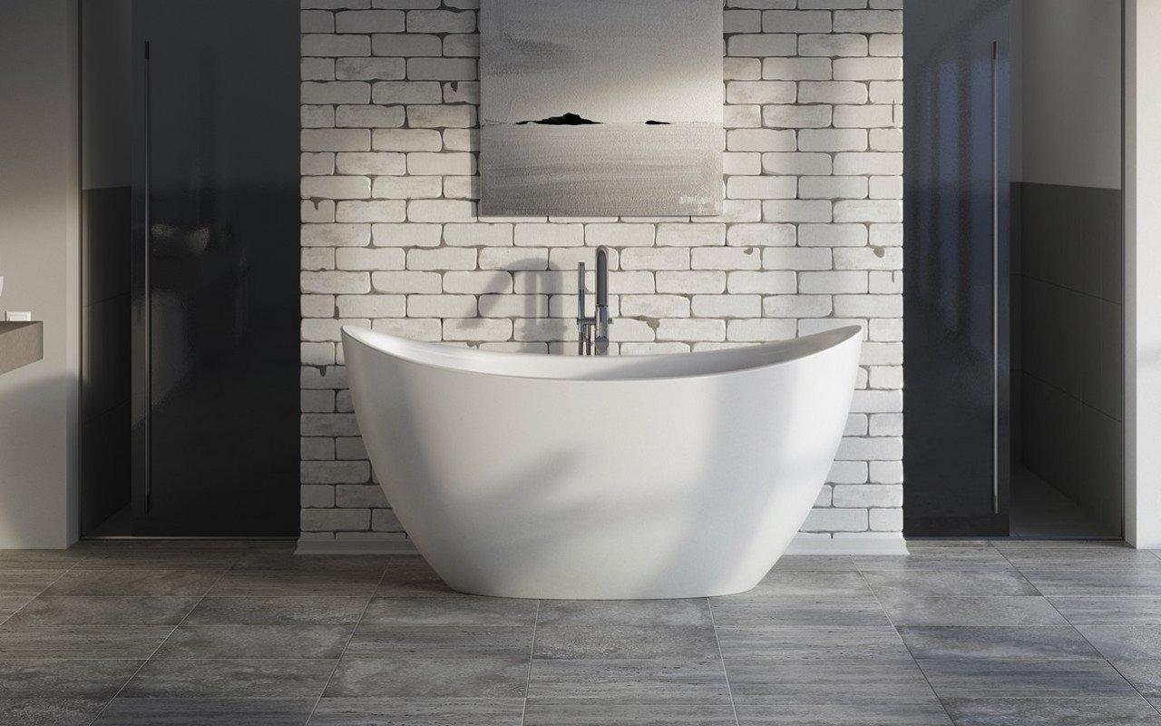 Purescape 171 Mini Отдельностоящая Матовая Ванна из DurateX™ picture № 0