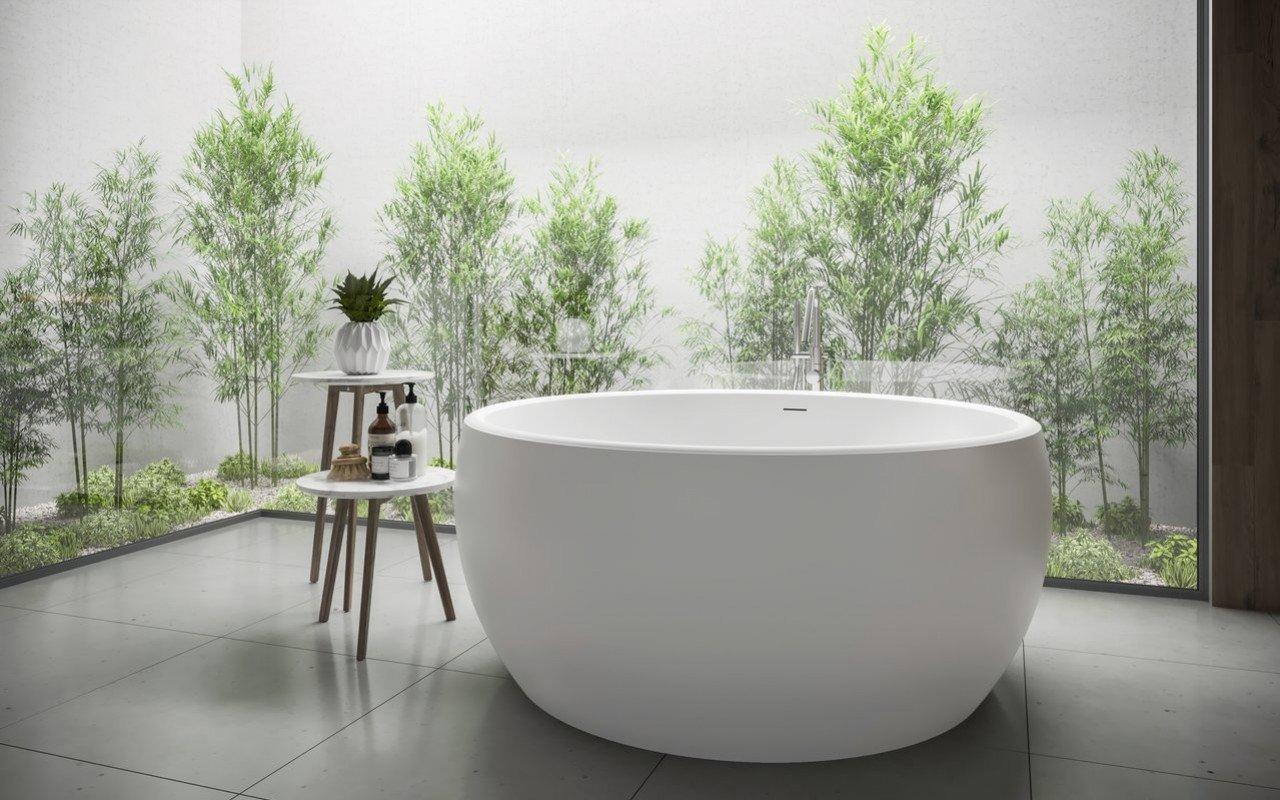 Aura Отдельностоящая Каменная Ванна picture № 0