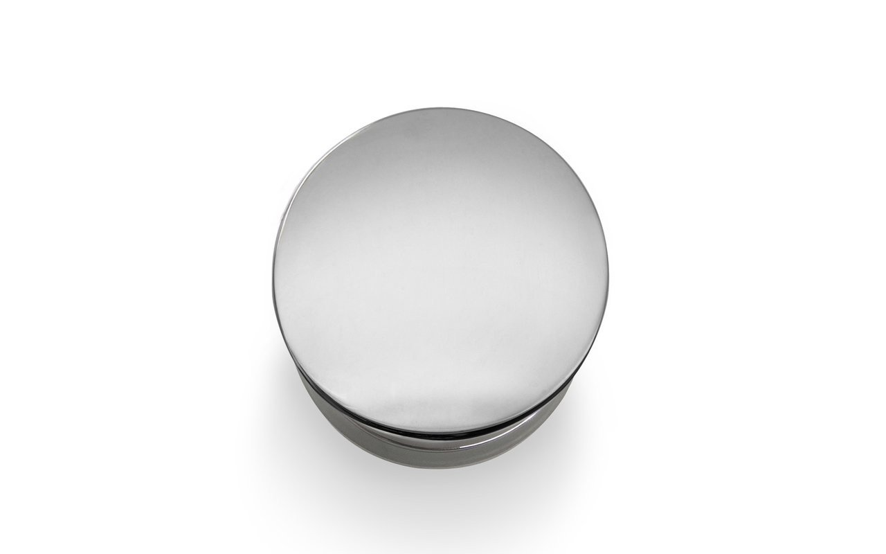 Euroclicker Int CP Bathtub Drain (Chrome Plated) 02 (web)