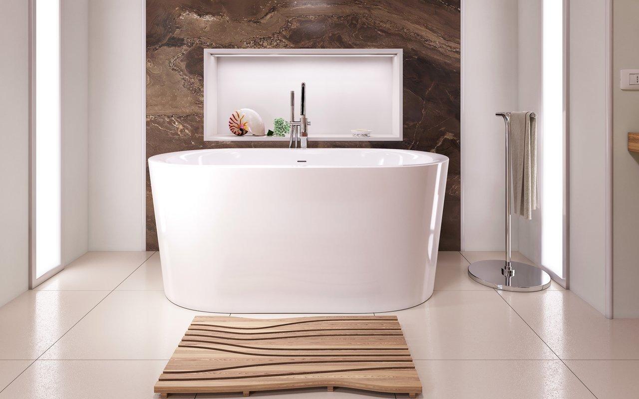 Purescape 014A Отдельностоящая Акриловая Ванна picture № 0