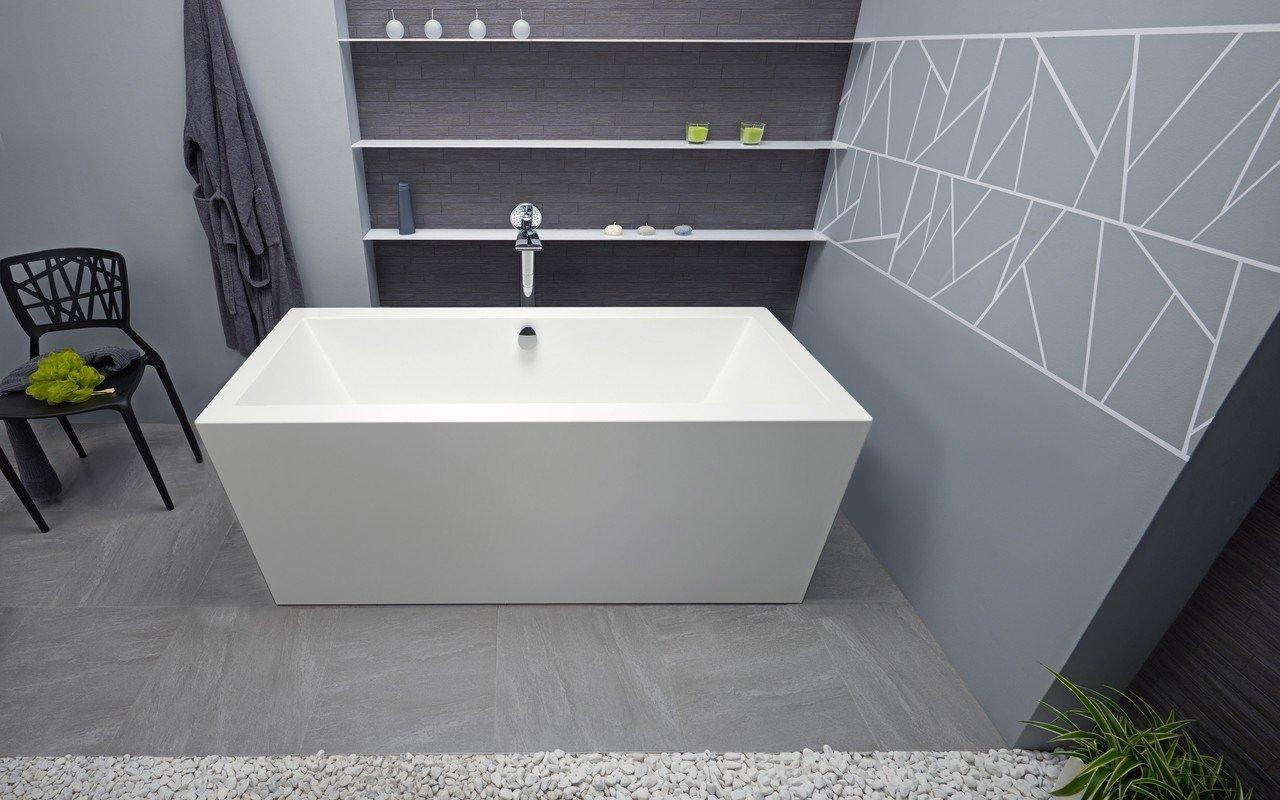 Aquatica Purescape™ 026A Freestanding Acrylic Bathtub picture № 0