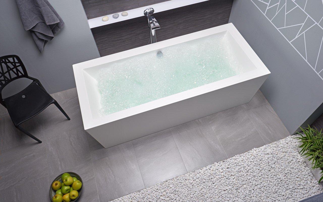 Purescape 026 freestanding acrylic bathtub by Aquatica 05 (web)