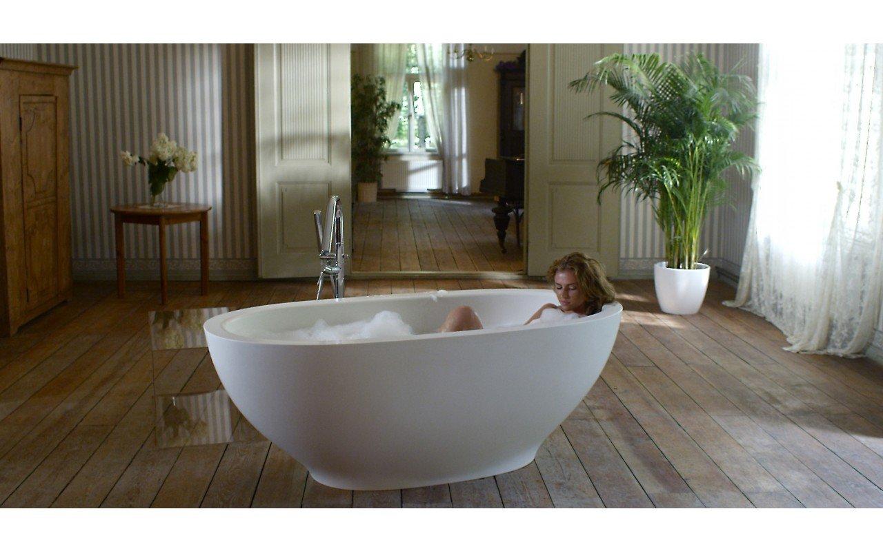 Purescape 503 Large Oval Stone Bathtub web (1)