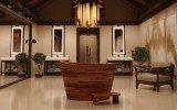 Aquatica TrueOfuro American Walnut Freestanding Wood Bathtub 1 (web)