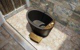 Aquatica TrueOfuro Black Freestanding Stone Bathtub 2 (web)