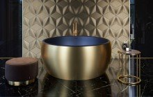 Aquatica Aura Gold Black Round Freestanding Solid Surface Bathtub 06 (web)