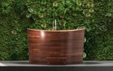 Aquatica True Ofuro Duo Wooden Freestanding Japanese Soaking Bathtub 07 1 (web)