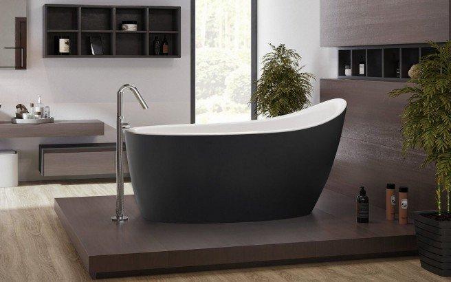 Aquatica Emmanuelle 2 Black Wht Freestanding Solid Surface Bathtub 02 (web)