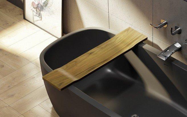 Aquatica tidal waterproof teak bathtub tray 01 1 (web)