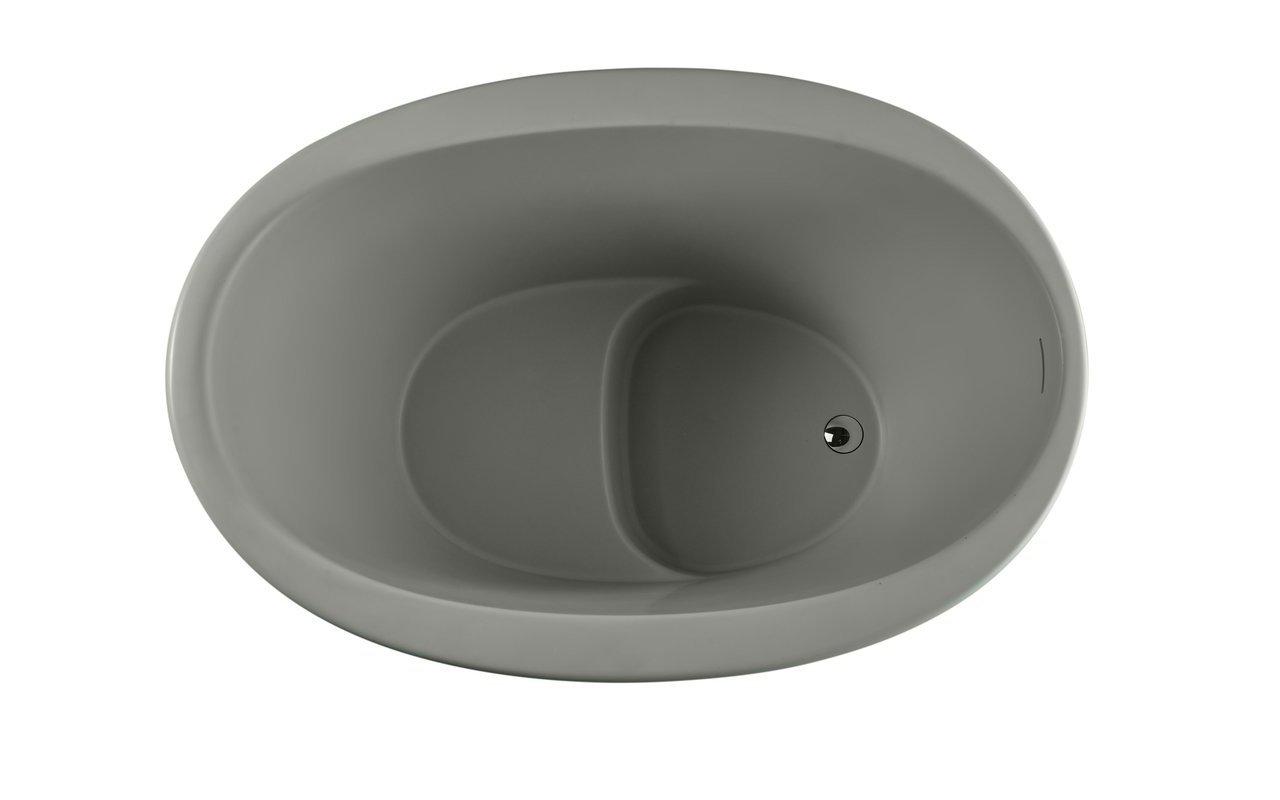 Aquatica True Ofuro Concrete Freestanding Stone Japanese Soaking Bathtub 10 (web)