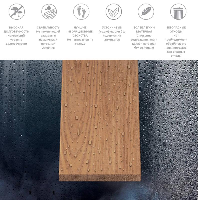 Wooden RU