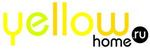 Yellow home logo